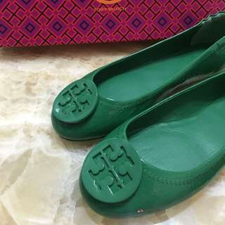 Tory Burch Minnie Travel Ballet Flat