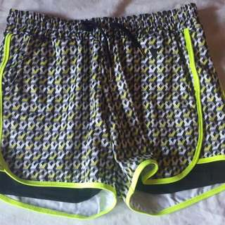 YAS Workout Shorts BNWT
