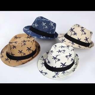🚚 男童親子爵士草帽👒👒
