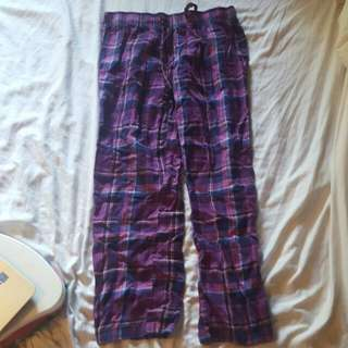 George Purple/Pink PJ Pants