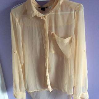 Shear Top From H&M