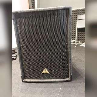 Behringer Eurolive B1520 200w Full Range Speakers (1 pair)