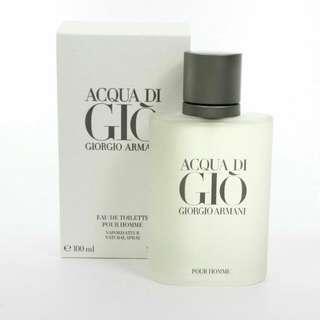 Original Acqua Di Gio Pour Homme EDT Spray (100ml)