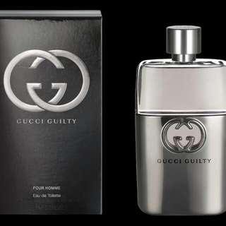 Original Guilty Pour Homme EDT Spray 90ml