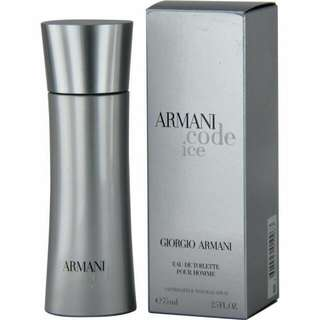 Original Armani Code Ice Pour Homme EDT Spray 75ml