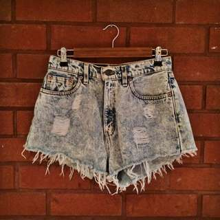 LEVI STRAUSS Denim Shorts