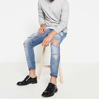 Zara Slim Fit Jeans