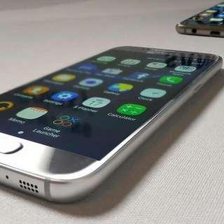 Samsung Galaxy S7 (Silver 32GB)