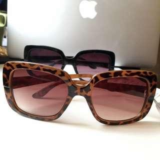 Monki 太陽眼鏡 防曬 遮陽