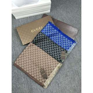 Gucci scarf with logo and gift box juventus silk scarf for her poncho scarf women foulard