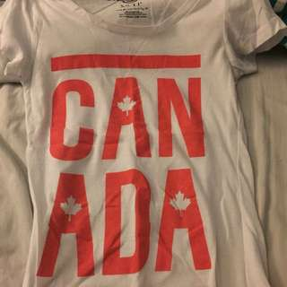 Bluenotes Canada Day Tee