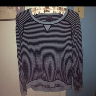 tommy Long Sleeve Top