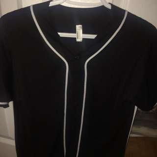 American Apparel Baseball Jersey