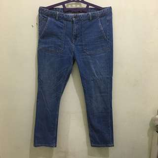 REPRICE!!! Pull&Bear PnB Loose Fit Jeans