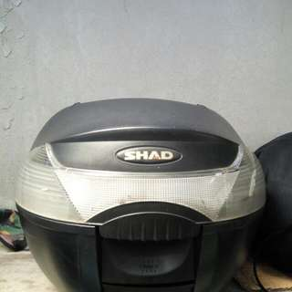 shad box + brecket