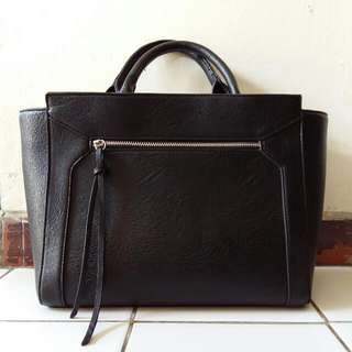 Stradivarius Black Bag