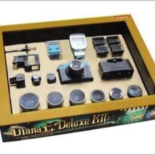 Diana F+ Deluxe Kit