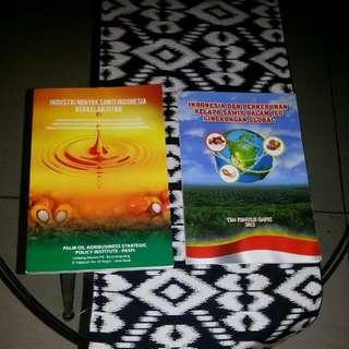 Buku Tentang Industri Minyak Sawit Dan Perkebunan Kelapa Sawit