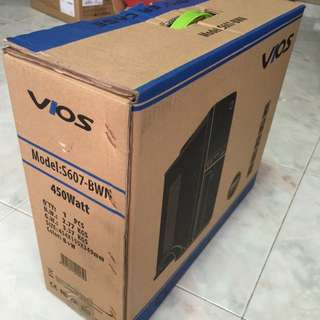 Computer Casing Vios S607 Mini Itx Jan 06