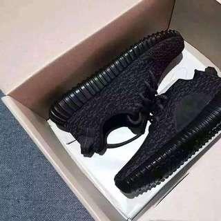 Adidas Boost 350 黑椰子