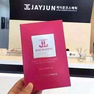 (InStocks)Jayjun Rose Blossom Mask (10pcs)