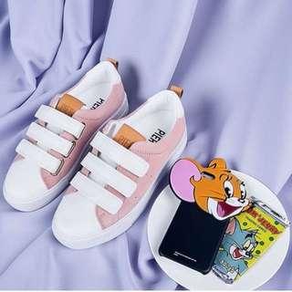 韓國PIER4 魔鬼氈 湯姆貓與傑利鼠/涼鞋 代購 預購