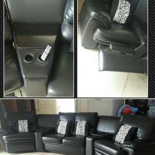 Sofa Reclining 4 Seat