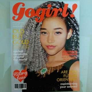 Gogirl Magazine Agustus 2016