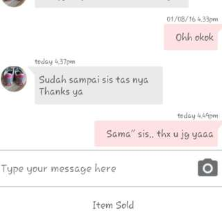 TESTIMONI @chatpamelacollection