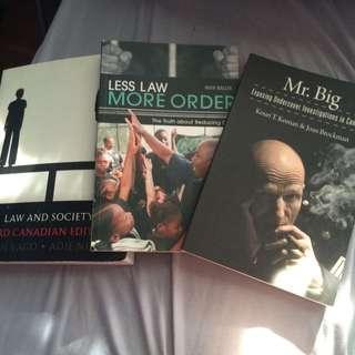 Books For Carleton Classes