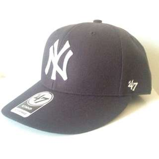 Authentic NY Snapback