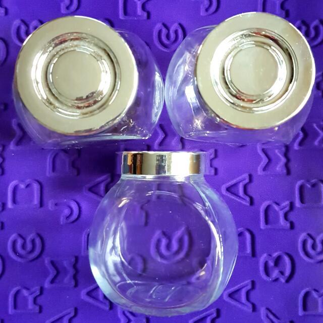 4pcs Multipurpose Glass Jar