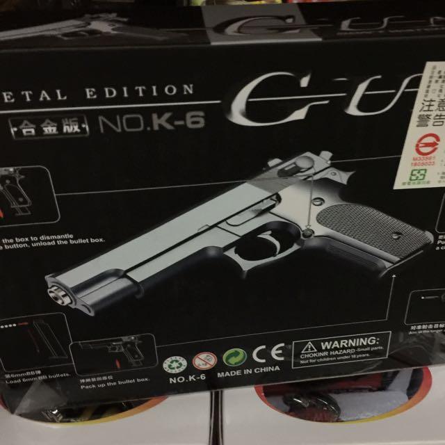 玩具空氣手槍🔫