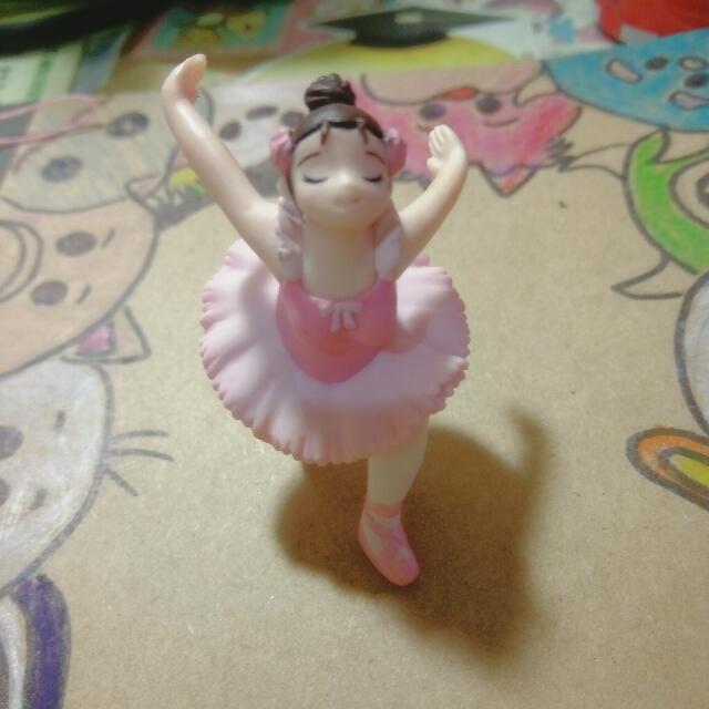 芭蕾女孩 杯緣