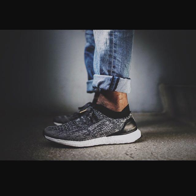 誠收 Adidas Ultra boost Uncaged 深灰