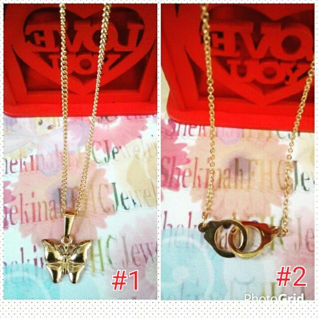 Affordable Stainless Necklace
