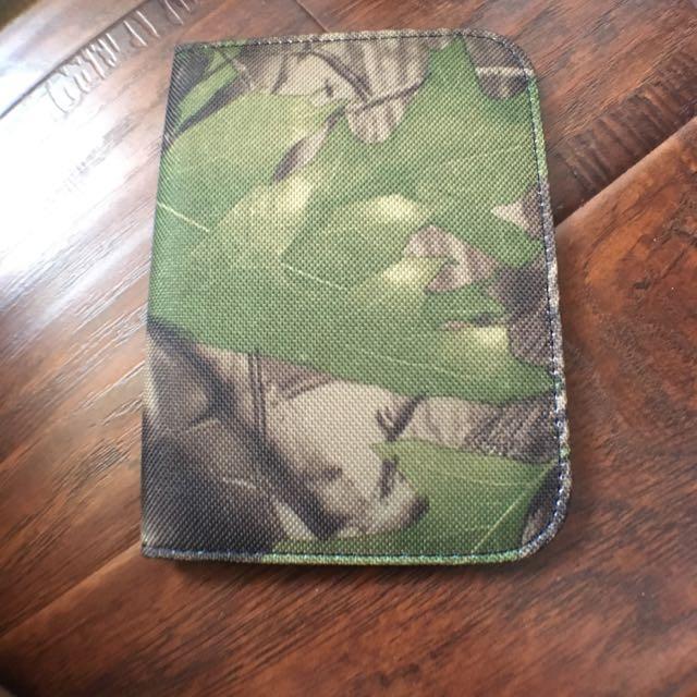 Army Passport Case
