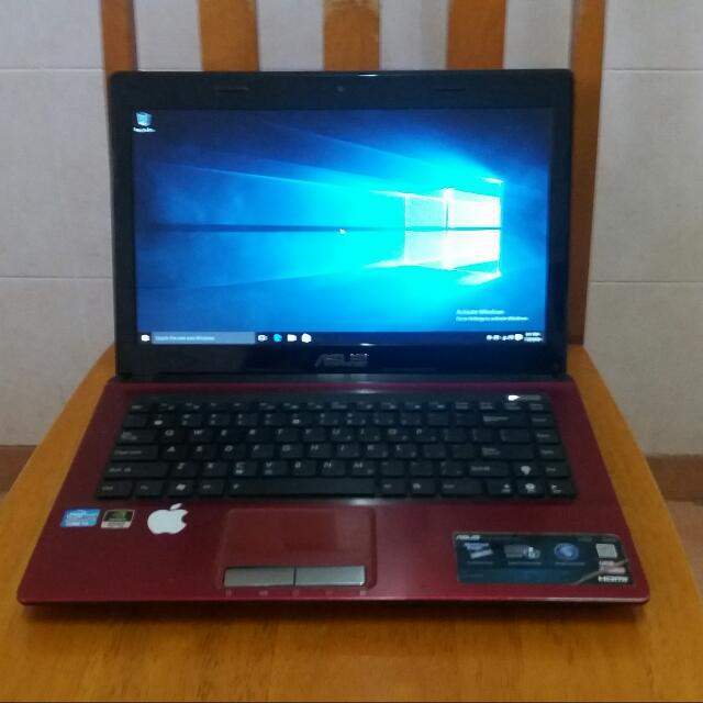 Asus A43S Laptop Electronics On Carousell