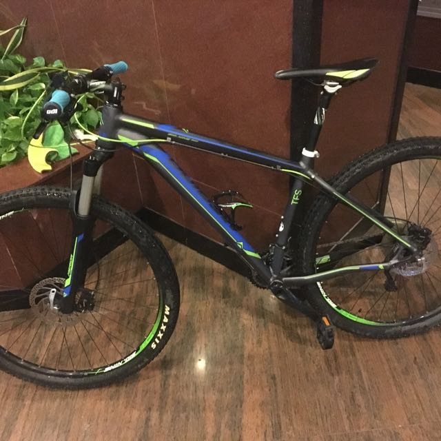 Big 9 900 TFS Merida Hardtail Bike 29er