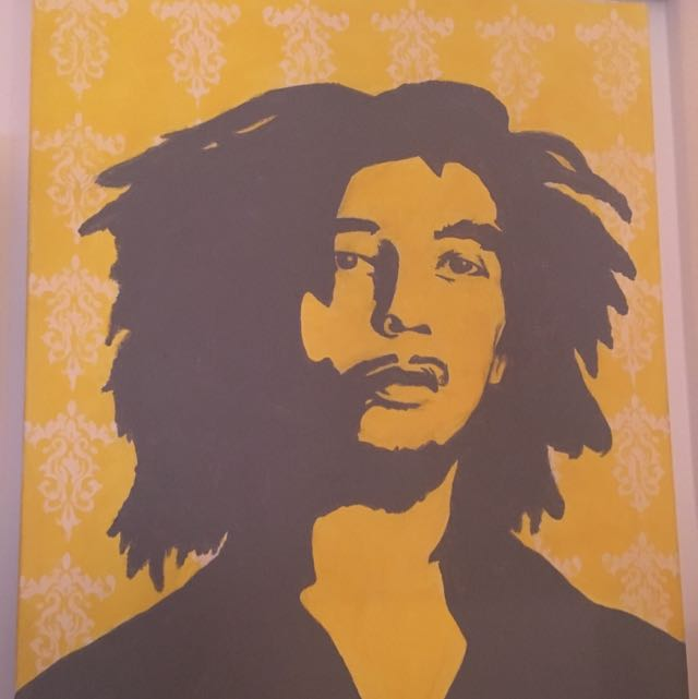 Bob Marley Original Print