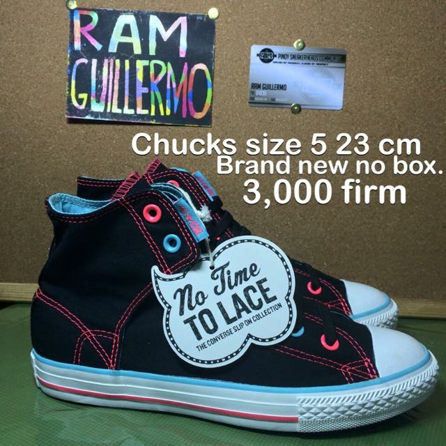 Chucks Limited Edition