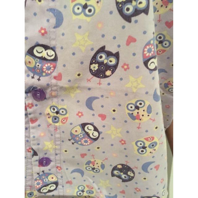 cute owl pyjamas