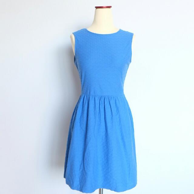 Dorothy Perkins Blue Dress