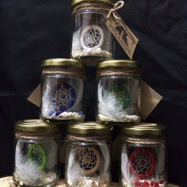 Dream Catcher In A Bottle