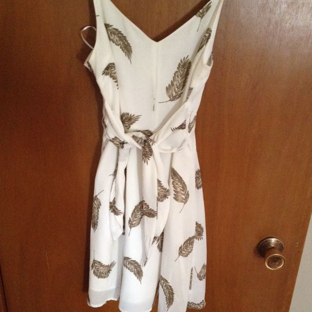 Extra Small Dress From Dynamite