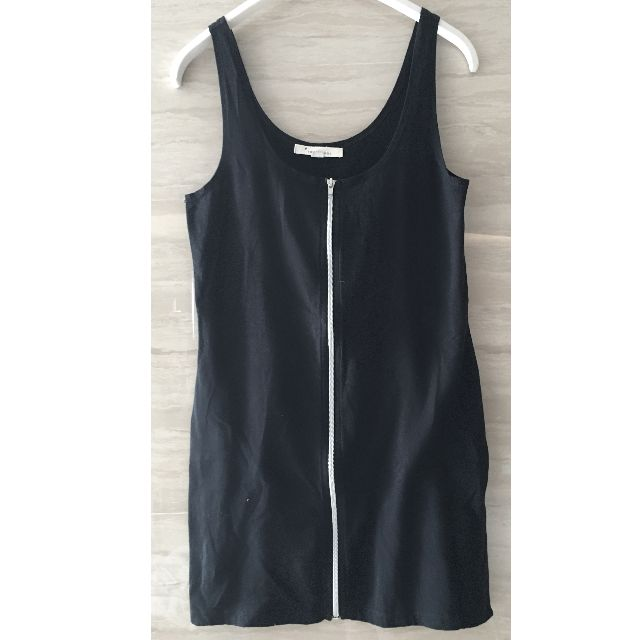 Forever 21 Zip Dress Size M