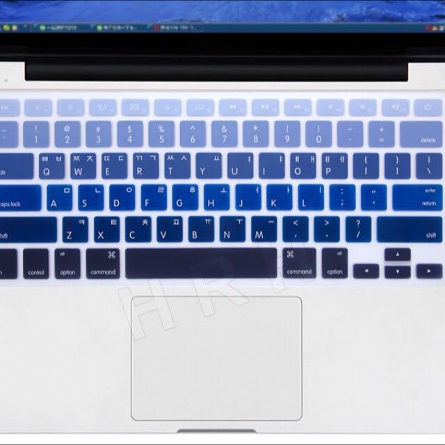 the best attitude 4909c b3f2c Free NM Instocks Korean Shortcuts Macbook Keyboard Cover
