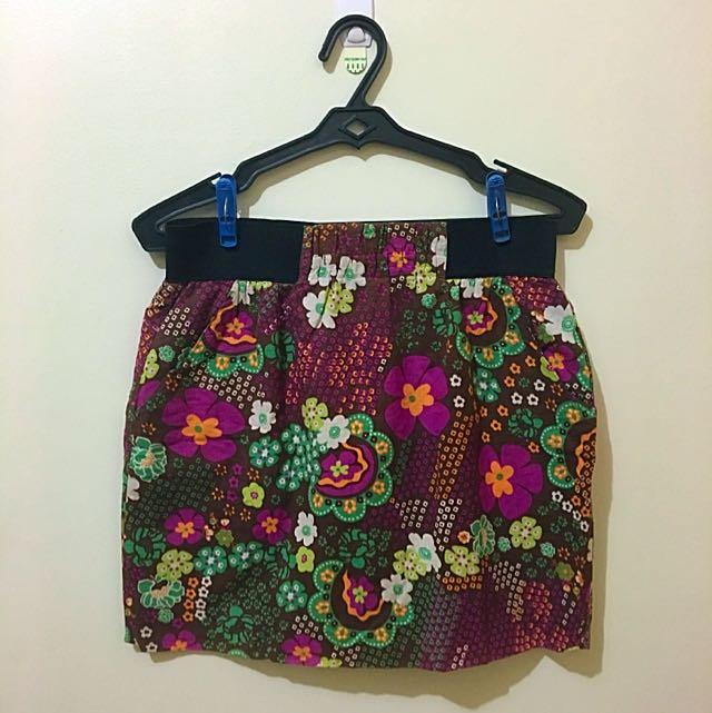 Freeway Floral Skirt