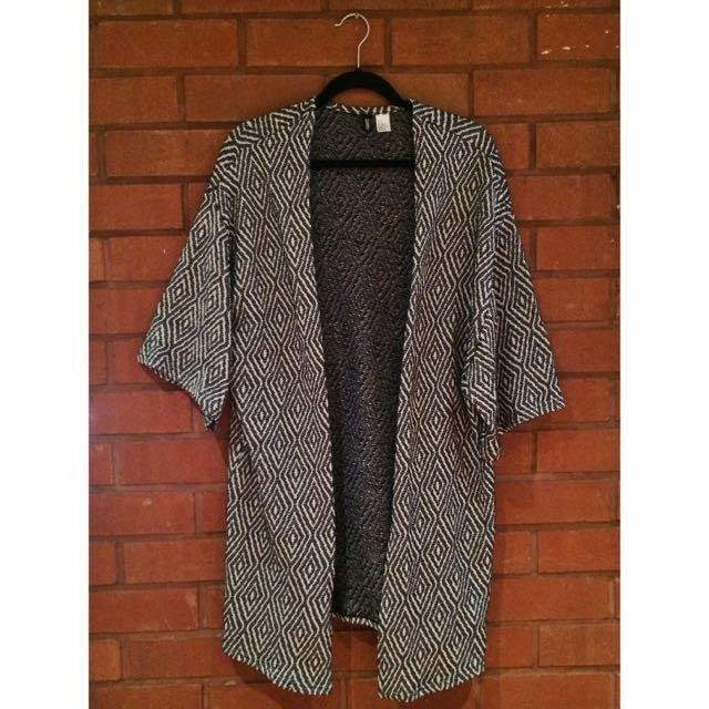 H&M Thick Kimono