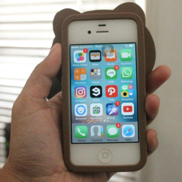 Iphone 4s 16gb White (ex Internasional)
